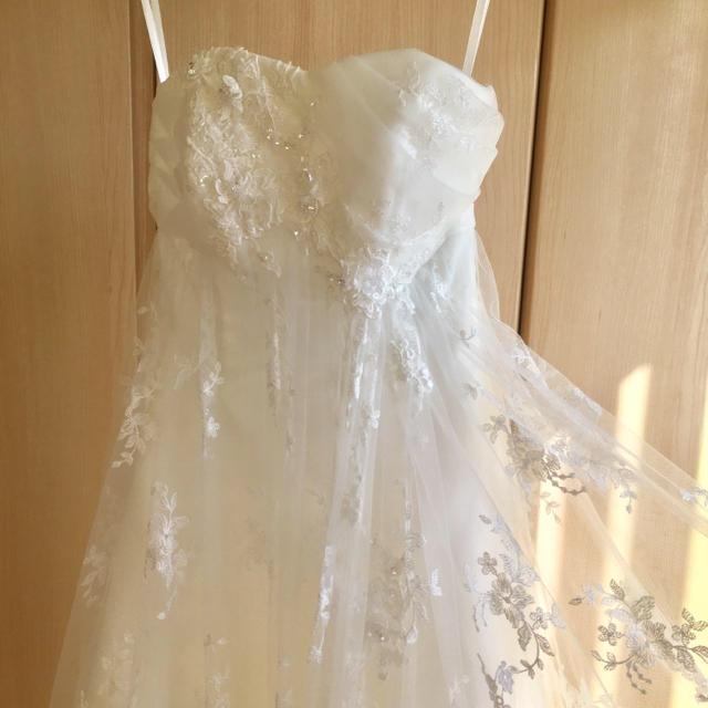 肩ひも2種 ボレロ付き ワタベウエディング ドレスの通販 By まつ S