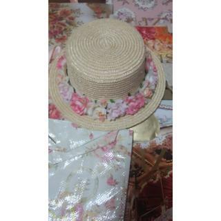 リズリサ(LIZ LISA)のリズリサ花冠帽子(ハット)