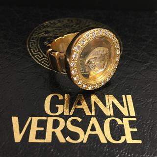 ジャンニヴェルサーチ(Gianni Versace)の未使用品 GIANNI VERSACE ヴェルサーチ 指輪 リング(リング(指輪))