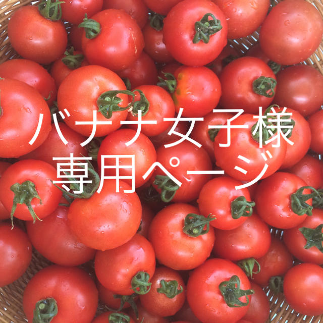 バナナ女子様専用ページ 食品/飲料/酒の食品(野菜)の商品写真