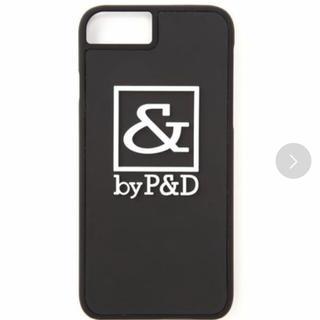 アンドバイピーアンドディー(&byP&D)の &byP&D iPhoneカバー(iPhoneケース)