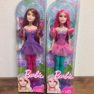 バービー(Barbie)のバービー バタフライ二体(ぬいぐるみ/人形)