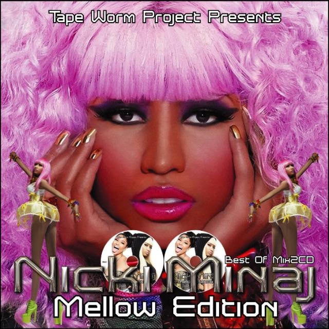 Nicki Minaj 豪華2枚組51曲 Mellow Best MIxCD エンタメ/ホビーのCD(ヒップホップ/ラップ)の商品写真