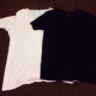 ムジルシリョウヒン(MUJI (無印良品))の無印良品Tシャツ メンズ2枚セット(Tシャツ(半袖/袖なし))