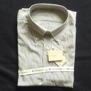 ユニクロ(UNIQLO)の値下げ   [新品]長袖シャツ UNIQLO(シャツ)