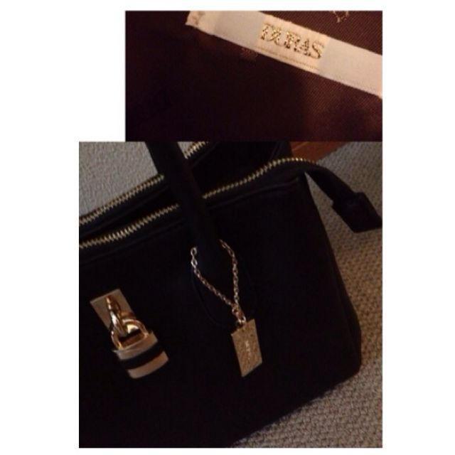 DURAS(デュラス)のバッグ  黒 レディースのバッグ(ハンドバッグ)の商品写真