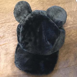 ゆうちゃん様ご購入:ミッキー 帽子 ディズニーランド(キャラクターグッズ)