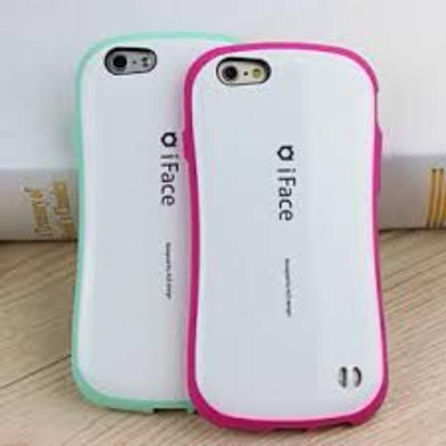8cd3ad7920 iface iphoneSE/5s/5 アイフェイス TPU ピンクの通販 by minima's shop ...