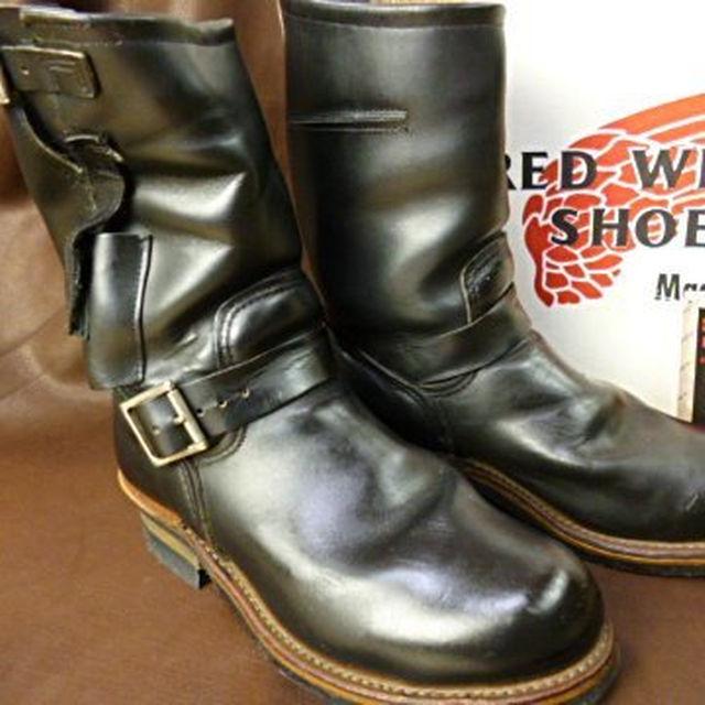 REDWING(レッドウィング)の6z2レッドウィングREDWINGナイフポケット8270エンジニアブーツ7D メンズの靴/シューズ(ブーツ)の商品写真