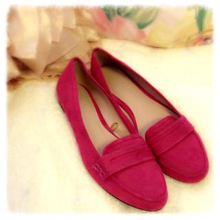 ザラ(ZARA)のZALA ♥︎ぺたんこ靴(ハイヒール/パンプス)