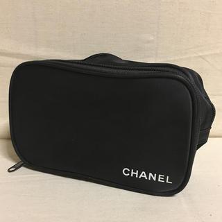 Chanel 化粧 ポーチ