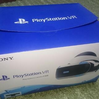 プレイステーションヴィーアール(PlayStation VR)のPlayStationVR★PSVR★2017新型★カメラ同梱版(家庭用ゲーム機本体)