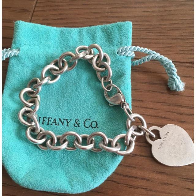 Tiffany & Co.(ティファニー)のティファニー ブレスレット チャーム レディースのアクセサリー(ブレスレット/バングル)の商品写真