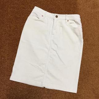 ダンプバルーンスカート(A・グレー)