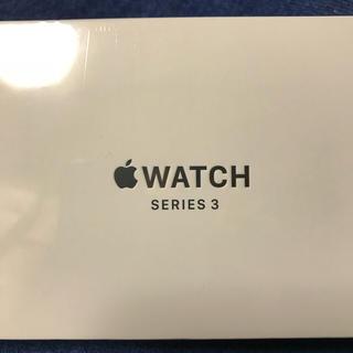 アップルウォッチ(Apple Watch)の☆たりたり様専用★ Apple Watch series3 42mm ☆(その他)