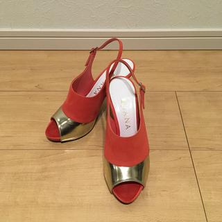 ダイアナ(DIANA)のダイアナ21.5靴 (ハイヒール/パンプス)