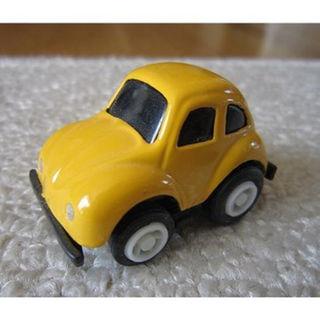 フォルクスワーゲン(Volkswagen)の◆レア◆ Volkswagen Beetle プルバックカー(チョロQ)(ミニカー)