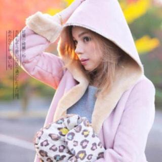 ニーナミュウ(Nina mew)のニーナミュウ☆ムートンコート(毛皮/ファーコート)