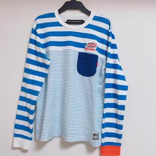 ローリングクレイドル(ROLLING CRADLE)のローリングクレイドル ボーダードーナツ ロンT(Tシャツ/カットソー(七分/長袖))