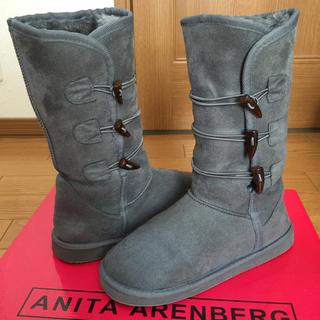 アニタアレンバーグ(ANITA ARENBERG)のANITA ARENBERG  ボアムートンブーツ(ブーツ)