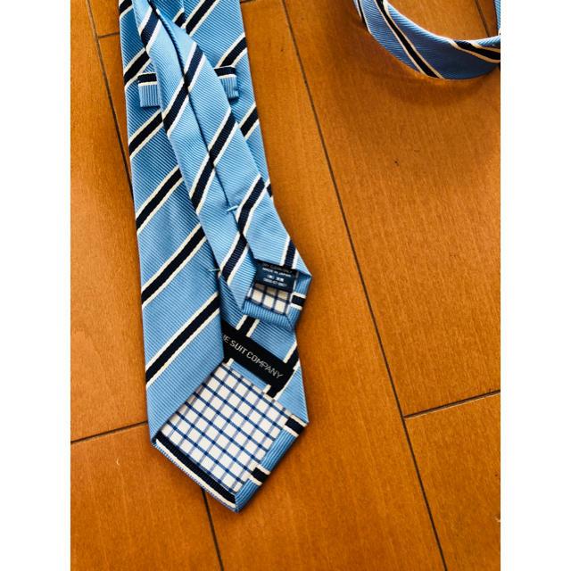THE SUIT COMPANY(スーツカンパニー)の【値下げ】スーツカンパニー 日本製ネクタイ メンズのファッション小物(ネクタイ)の商品写真