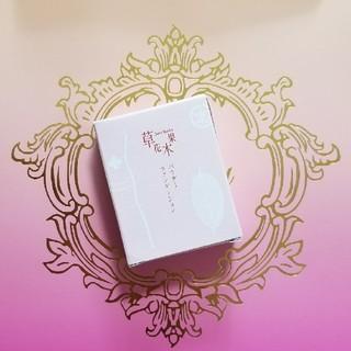 ソウカモッカ(草花木果)の草花木果☆新品未使用☆パウダーファンデーション☆レフィル(ファンデーション)