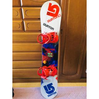 バートン(BURTON)のスノーボード3点セット バートン(ボード)