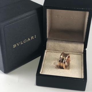 ブルガリ(BVLGARI)の美品❣️ブルガリ 🅱️-zore1.ダイヤリング 4🅿️(リング(指輪))