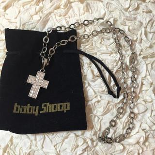 ベイビーシュープ(baby shoop)の$様専用☆babyshoop☆クロスのネックレス(ネックレス)