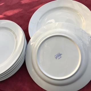 ノリタケ(Noritake)のノリタケ GRAND CERAM  27cm 白皿  4枚(食器)