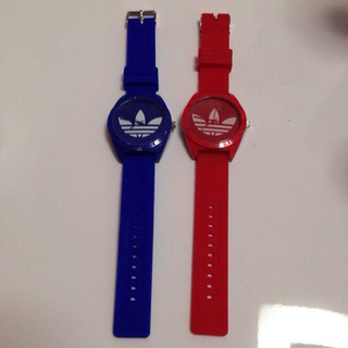 アディダス(adidas)のペアウォッチ(^-^)adidas(腕時計)
