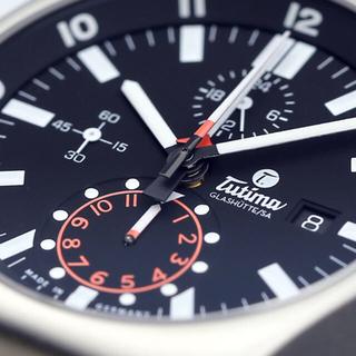 チュティマ(Tutima)のミリタリーウォッチ ドイツ TUTIMA チュチマ・グラスヒュッテ M2(腕時計(アナログ))