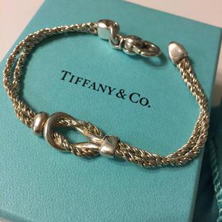 competitive price f7fe4 1d525 ティファニー ダブル ブレスレット(メンズ)の通販 2点 | Tiffany ...