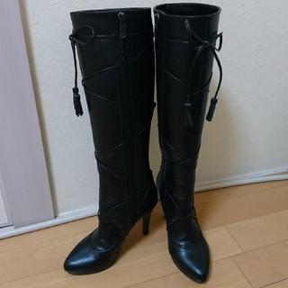 ダイアナ(DIANA)の【美品】ダイアナブーツ21.5cm(ブーツ)