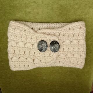 ヴィヴィアンウエストウッド(Vivienne Westwood)のヴィヴィアンウエストウッド 帽子 ヘアバンド(キャップ)