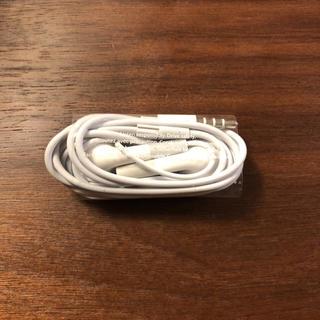 アップル(Apple)のアップル純正 イヤホン(ヘッドフォン/イヤフォン)