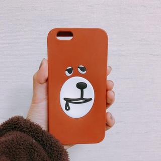 コーエン(coen)のcoen ベアー iPhone6/6s ケース(iPhoneケース)