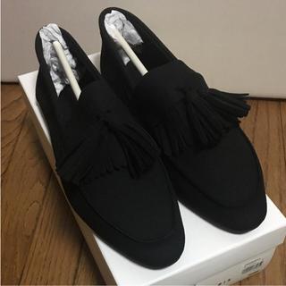 ランダ(RANDA)のRANDA☆スエードタッセルシューズ(ローファー/革靴)