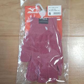 ミズノ(MIZUNO)のmizunoミズノブレスサーモ(手袋)