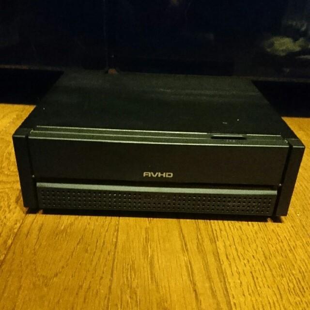 IODATA(アイオーデータ)のロイ様専用 AVHD-ZRC5  4TB+1TB タイムシフトマシンHDD スマホ/家電/カメラのテレビ/映像機器(その他)の商品写真