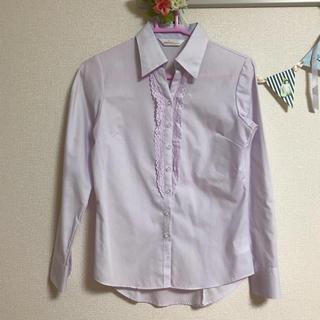 アオヤマ(青山)のn line スーツ用ブラウス(シャツ/ブラウス(長袖/七分))