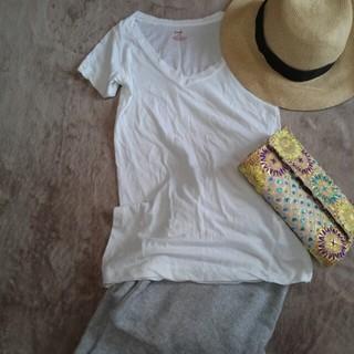 エルエヌエー(LnA)の*セレブ愛用LNAシンプルTシャツ*(Tシャツ(半袖/袖なし))