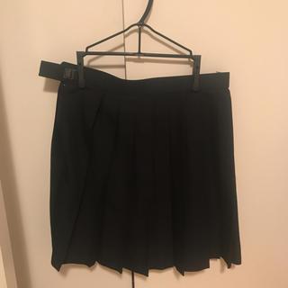 コナミ(KONAMI)の制服❤︎紺スカート(ミニスカート)