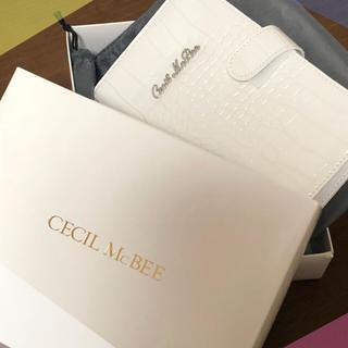 セシルマクビー(CECIL McBEE)の♡CECIL McBEE今期手帳♡新品未使用//(カレンダー/スケジュール)