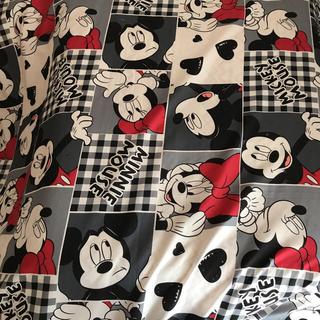 ディズニー(Disney)のこたつ掛け布団カバー 長方形 190×240(こたつ)