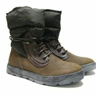 モンクレール(MONCLER)の新品 本物‼️ モンクレール ダウン ブーツ(ブーツ)