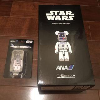 希少 ANA starwars ベアブリック R2-D2 jet(その他)