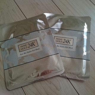 ミシャ(MISSHA)の新品 MISSHA プライムゴールド24K 二枚(その他)