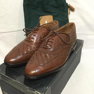 ラルフローレン(Ralph Lauren)のRL ラルフローレン ウイングチップ 革靴 正規品(ローファー/革靴)