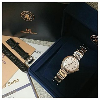 セイコー(SEIKO)のグランドセイコー  美品  ・ メンズサイズ(腕時計(アナログ))